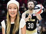 TORONTO, ON - FEBRUARY 12:  Actress Olivia Wilde attends the 2016 NBA All-Star Celebrity Game at Ricoh Coliseum on February 12, 2016 in Toronto, Canada.  (Photo by George Pimentel/WireImage)