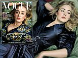 """*MEDIA ALERT* ADELE GRACES THE COVER OF VOGUE; TALKS HER LATEST ALBUM 25, BEING A ¿MUM,¿ AND HER LOVE OF SHOPPING \n¿on national newsstands February 23!\n \nThe Voice: Adele is back and breaking our hearts with her sensational third album and upcoming tour. Hamish Bowles talks to her about fame, family, and fabulous frocks. Photographed by Annie Leibovitz. http://www.vogue.com/13393643/adele-march-2016-cover/ \n \nCover + Photo Download: https://www.dropbox.com/sh/acus6hdkrwobdgk/AADPBma2psi-WBTeEtp_-3Z1a?dl=0\nPhoto Credit: Annie Leibovitz/ VOGUE\n \nFashion Credits\nCover: Burberry dress and Dior Fine Jewelry Earrings\nPhoto 1: Gucci Dress\nPhoto 2: Alexander McQueen Dress  \n*Fashion Editor: Tonne Goodman\n \nSee Excerpts Below:\n \nAdele still writes her lyrics the old-fashioned way, in a notebook. The first thing she does is to annotate her age on the front page with a Sharpie pen. When it came time to write ¿25¿ on that page, Adele was brought up short. """"I was just shocked that"""