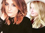 1d\nmeghan_trainorNEW ALBUM. NEW HAIR. THANK YOU LO LO @lorienmeillon ??