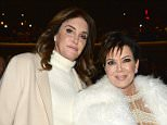 NEW YORK, NY - FEBRUARY 11:  Caitlyn Jenner and Kris Jenner attend Kanye West Yeezy Season 3 at Madison Square Garden on February 11, 2016 in New York City.  (Photo by Kevin Mazur/Getty Images for Yeezy Season 3)