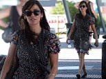 EXCLUSIVE: 11th February 2016\nNatalie Imbruglia is seen leaving Perth Domestic Airport in Perth, Western Australia\n\nPictured: Natalie Imbruglia\nRef: SPL1223342  100216   EXCLUSIVE\nPicture by: Splash News\n\nSplash News and Pictures\nLos Angeles: 310-821-2666\nNew York: 212-619-2666\nLondon: 870-934-2666\nphotodesk@splashnews.com\n