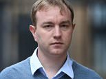 Millionaire trader Tom Hayes arrives at Southwark Crown Court on August 3, 2015 in London, England. Tom Hayes, a former UBS and Citigroup trader, has pleaded not guilty to eight counts of conspiracy to defraud. He is accused of manipulating the rates at which banks lend to each other.    (Photo by Peter Macdiarmid/Getty Images)