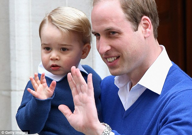 Prince George, and his parents, will have a lot to get used to as three become four