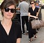 NEW YORK, NY - MAY 05:  Actress Rose Byrne is seen walking in Midtownon May 5, 2015 in New York City.  (Photo by Raymond Hall/GC Images)