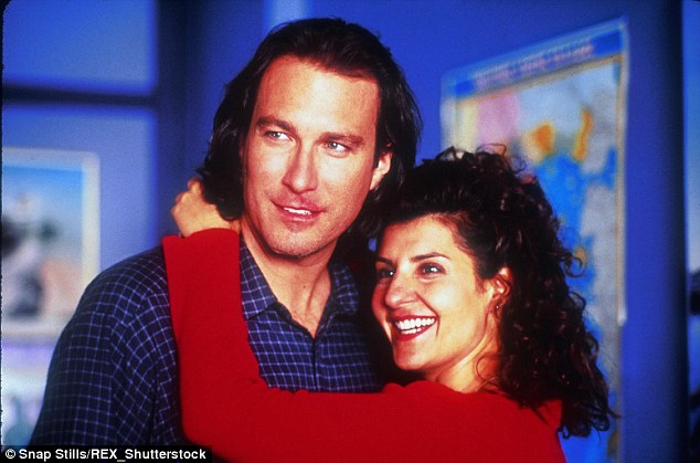 13 years later:And the Girls Night In singer will next produce the sequel to My Big Fat Greek Wedding with original stars John Corbett andNia Vardalos