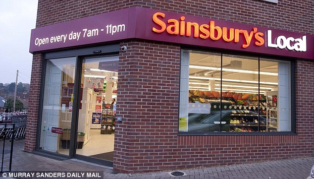 Mike Coupe is pinning future growth on the Sainsbury's Local convenience stores with plans to open new outlets at a rate of one to two a week over the next 12 months