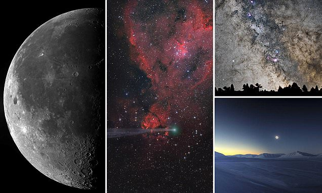 Insight Astronomy Photographer of the Year winners revealed