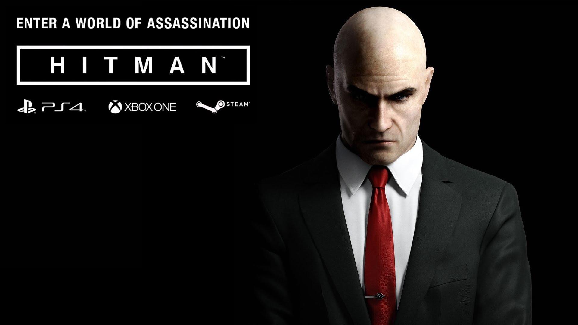Hitman Game Xbox
