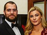 Henry Cavill and girlfriend Tara King..Credit Biased Juan / Twitter..Image from open twitter site - for MOS diary..