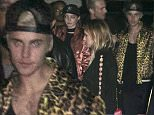 Justin Bieber arrives to 1 Oak with New Girl Friend!\n\nPictured: Justin Bieber\nRef: SPL1228971  160216  \nPicture by: Holly Heads LLC / Splash News\n\nSplash News and Pictures\nLos Angeles: 310-821-2666\nNew York: 212-619-2666\nLondon: 870-934-2666\nphotodesk@splashnews.com\n