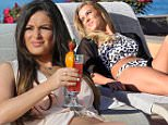 16 Feb 2016 - Gran Canaria - Spain  TOWIE new girls Chloe and Kourtney film there first scene in Gran Canaria  BYLINE MUST READ : XPOSUREPHOTOS.COM  ***UK CLIENTS - PICTURES CONTAINING CHILDREN PLEASE PIXELATE FACE PRIOR TO PUBLICATION ***  **UK CLIENTS MUST CALL PRIOR TO TV OR ONLINE USAGE PLEASE TELEPHONE   44 208 344 2007 **