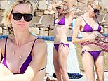 Exclusive... 51971777 Actress Naomi Watts and some friends are seen relaxing on the beach while on vacation in Cabo San Lucas, Mexico on February 15, 2016. Naomi's son Alexander joined her and her friends while partner Liev Schreiber and their other son Samuel spent time by the pool. ***NO WEB USE W/O PRIOR AGREEMENT - CALL FOR PRICING*** FameFlynet, Inc - Beverly Hills, CA, USA - +1 (310) 505-9876