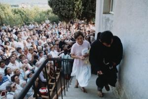 medjugorje visionary seer marija pavlovic june                 summer 1981