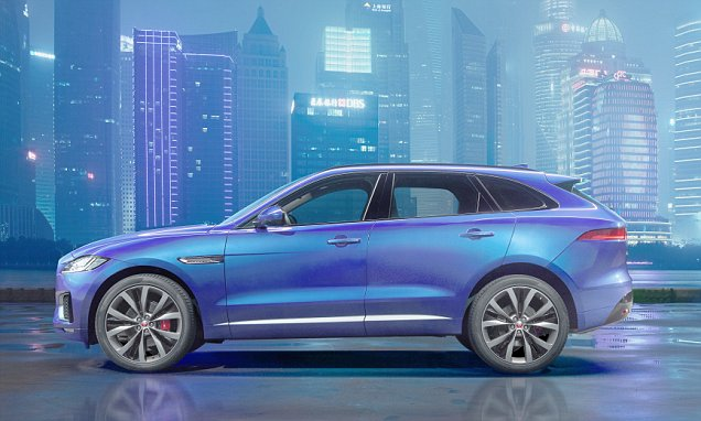 Reliable and fun, this 4x4 has got the phwoar factor! Jaguar unveils the F-PACE, its first