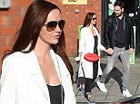 JENNIFER METCALFE SEEN GETTING HER 60K RANGE ROVER SPORT WASHED AT FIVE STAR CAR WASH IN LIVERPOOL AND THEN HEADS TO COSTA COFFE  \n GREG WAS SEEN DRIVING THE RANGE ROVER SPORT JUST 1 WEEK AFTER CRASHING HIS MERCEDES E CLASS ON THE MOTORWAY  AT 60MPH AFTER SLIPPING ON BLACK ICE \n\n\n***iCelebTV.com***\n\n***EXCLUSIVE ALL ROUND***\n\n
