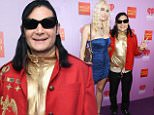 INGLEWOOD, CA - FEBRUARY 20:  Actor Corey Feldman poses backstage during the first ever iHeart80s Party at The Forum on February 20, 2016 in Inglewood, California.  (Photo by Mike Windle/Getty Images for iHeartMedia)