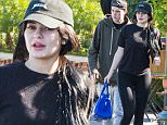 *EXCLUSIVE* Calabasas, CA - Kylie Jenner and best friend Harry Hudson were seen the day prior shopping at Barney's New York and were spotted in the hours of the morning grabbing some breakfast together. The two looked liked they spent the whole night with one another by the way they were dressed and that Jenner was completely fresh faced. Even though past reports say the friends are not more than close, they may have changed their minds over past few days about the status of their relationship. \n  \nAKM-GSI        February 19, 2016\nTo License These Photos, Please Contact :\nSteve Ginsburg\n(310) 505-8447\n(323) 423-9397\nsteve@akmgsi.com\nsales@akmgsi.com\nor\nMaria Buda\n(917) 242-1505\nmbuda@akmgsi.com\nginsburgspalyinc@gmail.com