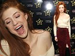 Picture Shows: Nicola Roberts  February 22, 2016    Celebrities attend the JF London Fashion Week Shoe Party at the W Hotel in London, England.    Non-Exclusive  WORLDWIDE RIGHTS    Pictures by : FameFlynet UK © 2016  Tel : +44 (0)20 3551 5049  Email : info@fameflynet.uk.com