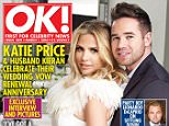 Ok Magazine cover March 1st 2016 issue