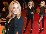 Kimberley Garner attending The World Premiere of Grimsby, at the Odeon Leicester Square, London. PRESS ASSOCIATION Photo. Picture date: Monday February 22, 2016. See PA Story SHOWBIZ Grimsby. Photo credit should read: Dominic Lipinski/PA Wire