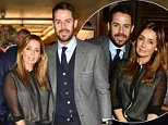 Mandatory Credit: Photo by Nick Harvey/REX/Shutterstock (5591763i) Louise Redknapp and Jamie Redknapp Stephen Webster and Tracey Emin jewellery launch at 34 Restaurant, London, Britain - 22 Feb 2016