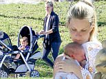 Exclusive... 51976551 'Glee' actress Heather Morris was spotted out with her newborn baby boy, Owen Hubbell in Los Angeles, California on February 20, 2016.  Heather stopped by McDonalds before going to the park with her two boys. ***NO WEB USE W/O PRIOR AGREEMENT - CALL FOR PRICING*** FameFlynet, Inc - Beverly Hills, CA, USA - +1 (310) 505-9876