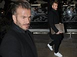David Beckham seen arriving at Liverpool Lime Street Train Station and heading to the Echo Arena for the BBC awards.\\n\\n***iCelebTV.com***\\n\\n***Non Exclusive***