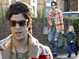 Picture Shows: Thomas Cohen, Astala Geldof-Cohen  February 21, 2016\n \n Tom Cohen having a walk with son Phaedra Bloom Forever Cohen. The eclectically dressed pair enjoyed the rare London winter sunshine. Tom is believed to be romantically involved with Pixie Geldof.\n \n Exclusive All Rounder\n WORLDWIDE RIGHTS\n Pictures by : FameFlynet UK © 2016\n Tel : +44 (0)20 3551 5049\n Email : info@fameflynet.uk.com