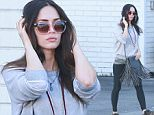 Exclusive... 51977435 Actress and model Megan Fox was spotted getting lunch at Poquito Mas in Santa Monica, California on February 22, 2016.  Megan Fox has taken over the lead in 'New Girl'. FameFlynet, Inc - Beverly Hills, CA, USA - +1 (310) 505-9876