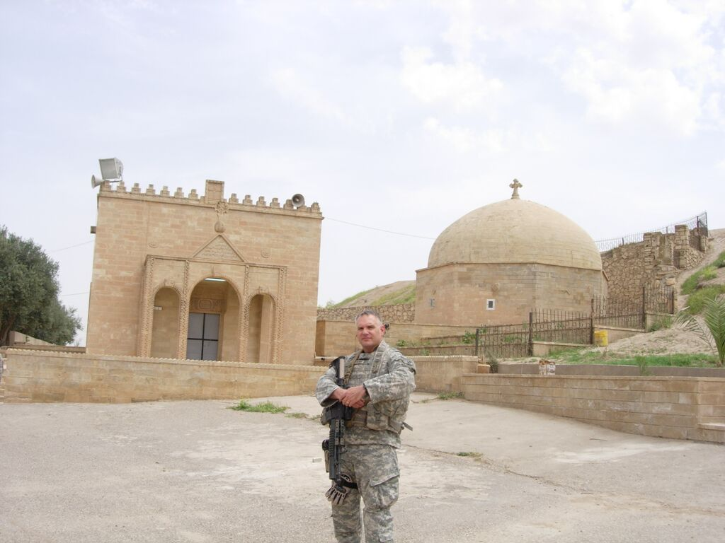 Another Treasure Lost in Iraq: The Story of Mar Behnam Monastery