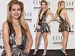 23rd  February 2016 \\n\\nLFW a/w 2016: ELLE Style Awards 2016 held at Tate Britain, Millbank, London.\\n\\nHere: Lottie Moss\\n\\nCredit: Justin Goff/goffphotos.com