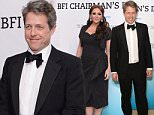 Mandatory Credit: Photo by Jonathan Hordle/REX/Shutterstock (5592174t) Martine McCutcheon BFI Chairman's Dinner with Hugh Grant, The Corinthia Hotel, London, Britain - 23 Feb 2016