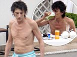 22.February.2016 - RIo de Janeiro - Brazil\n* EXCLUSIVE ALL ROUND PICTURES *\n*AVAILABLE FOR UK SALE ONLY*\nRonnie Wood of The Rolling Stones has breakfast with a friend on the terrace of his hotel suite. He enjoyed coffee, oragne juice and a green detox juice.\nBYLINE MUST READ : XPOSUREPHOTOS.COM\n***UK CLIENTS - PICTURES CONTAINING CHILDREN PLEASE PIXELATE FACE PRIOR TO PUBLICATION ***\n**UK CLIENTS MUST CALL PRIOR TO TV OR ONLINE USAGE PLEASE TELEPHONE  44 208 344 2007 ***