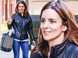 EXCLUSIVE: Tina Fey seen without makeup arriving with a female pal at Milk studios for a photoshoot in New York City\n\nPictured: Tina Fey\nRef: SPL1233608  220216   EXCLUSIVE\nPicture by: srpp/ Splash News\n\nSplash News and Pictures\nLos Angeles: 310-821-2666\nNew York: 212-619-2666\nLondon: 870-934-2666\nphotodesk@splashnews.com\n