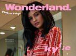 Kylie Jenner Wonderland magazine cover