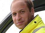 The Duke of Cambridge, Prince William sits in the cockpit of a helicopter as he begins his new job with the East Anglian Air Ambulance (EAAA) at Cambridge Airport,  England. The former RAF search and rescue helicopter pilot will work as a co-pilot transporting patients to hospital from emergencies ranging from road accidents to heart attacks.     PRESS ASSOCIATION Photo. Picture date: Monday July 13, 2015. See PA story ROYAL William.   Photo credit should read: Stefan Rousseau/PA Wire Embargoed to 0900 Monday July 13