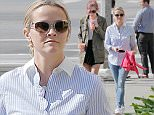 Picture Shows: Ava Phillipe, Reese Witherspoon  February 22, 2016\n \n Actress Reese Witherspoon was spotted getting some juice with her daughter in Brentwood, California. Earlier in the morning, Reese went to a meeting but later met up with Ava.\n \n Non-Exclusive\n UK RIGHTS ONLY\n \n Pictures by : FameFlynet UK © 2016\n Tel : +44 (0)20 3551 5049\n Email : info@fameflynet.uk.com