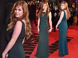 22.02.16 Grimsby World Premiere at Odeon Leicester Square Isla Fisher