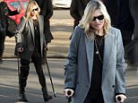 22 Feb 2016 - London - Uk  Kate Moss pictured out and about in north London going to enjoy an afternoon in a pub with her boyfriend Nikolai Von Bismarck her ex husband and few other friends  BYLINE MUST READ : XPOSUREPHOTOS.COM  ***UK CLIENTS - PICTURES CONTAINING CHILDREN PLEASE PIXELATE FACE PRIOR TO PUBLICATION ***  **UK CLIENTS MUST CALL PRIOR TO TV OR ONLINE USAGE PLEASE TELEPHONE   44 208 344 2007 **
