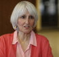 """Sue Klebold, mother of one of the two students involved in the massacre at Columbine High School in Littleton, Colo., talks to the Associated Press about her memoir, """"A Mother's Reckoning: Living in the Aftermath of Tragedy,"""" during an interview Tuesday, Feb. 23, 2016, in Denver. (AP Photo/David Zalubowski)"""