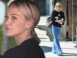 Hilary Duff Leaves The Nine Zero One Salon On Melrose Place in West Hollywood\n\nPictured: Hilary Duff\nRef: SPL1234071  230216  \nPicture by: Photographer Group / Splash News\n\nSplash News and Pictures\nLos Angeles: 310-821-2666\nNew York: 212-619-2666\nLondon: 870-934-2666\nphotodesk@splashnews.com\n