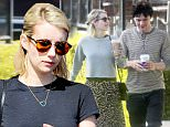*EXCLUSIVE* Los Angeles, CA - Emma Roberts and Evan Peters were spotted in LA grabbing coffee as they continue to give their relationship another chance. The on again off again couple grab a caffeine fix at the Coffee Bean and Tea Leaf. The two called off their engagement in June 2015. In January Emma and Evan were seen kissing outside of a restaurant. It seems as though these two aren't giving up on each other. \n  \nAKM-GSI       February 23, 2016\nTo License These Photos, Please Contact :\nSteve Ginsburg\n(310) 505-8447\n(323) 423-9397\nsteve@akmgsi.com\nsales@akmgsi.com\nor\nMaria Buda\n(917) 242-1505\nmbuda@akmgsi.com\nginsburgspalyinc@gmail.com