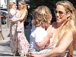 Elizabeth Berkley takes her son shopping in Beverly Hills, CA.\nFeaturing: Elizabeth Berkley\nWhere: Los Angeles, California, United States\nWhen: 22 Feb 2016\nCredit: Forty Seven/WENN.com