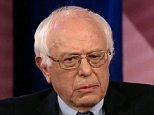 Democratic presidential town hall grabs - Bernie Sanders Columbia, SC