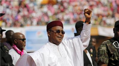 Niger's president: Foreign intervention in Libya a must