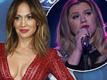 """Singer and judge Jennifer Lopez poses at the party for the finalists of """"American Idol XV"""" in West Hollywood, California, February 25, 2016. REUTERS/Mario Anzuoni"""