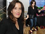 WEST HOLLYWOOD, CA - FEBRUARY 26: Actress Felicity Huffman attends the GBK & LifeCell 2016 Pre Oscar Lounge at The London West Hollywood on February 26, 2016 in West Hollywood, California.  (Photo by Jerod Harris/Getty Images for GBK Productions)