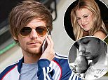 New father Louis Tomlinson heads out to visit his new baby and Briana Jungwirth in Los Angeles, CA  Pictured: Louis Tomlinson Ref: SPL1211442  270116   Picture by: VIPix / Splash News  Splash News and Pictures Los Angeles: 310-821-2666 New York: 212-619-2666 London: 870-934-2666 photodesk@splashnews.com