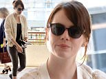 Pictured: Emma Stone\nMandatory Credit © Patron/Broadimage\nEmma Stone out for sushi with a friend at Sushi Park in West Hollywood\n\n2/25/16, West Hollywood, California, United States of America\n\nBroadimage Newswire\nLos Angeles 1+  (310) 301-1027\nNew York      1+  (646) 827-9134\nsales@broadimage.com\nhttp://www.broadimage.com
