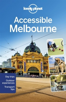 Accessible Melbourne book cover